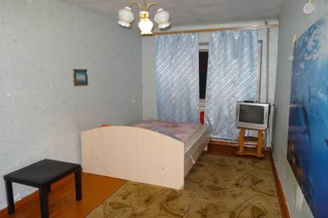Сдается 2-комнатная квартира посуточнов Сухом Логе, ул. Кирова, 26.