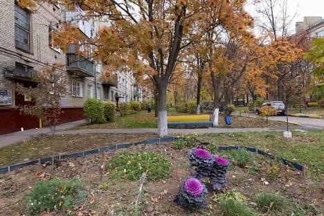 Сдается 1-комнатная квартира посуточно в Подольске, ул. Бородинская, 21.