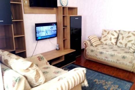 Сдается 1-комнатная квартира посуточно в Алматы, Самал-2,дом 21.