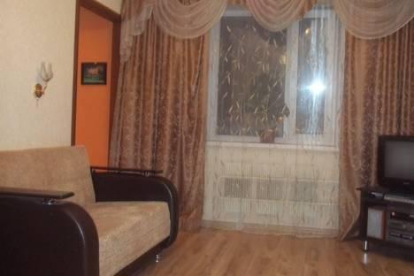 Сдается 1-комнатная квартира посуточнов Рыбинске, Кулибина,10.