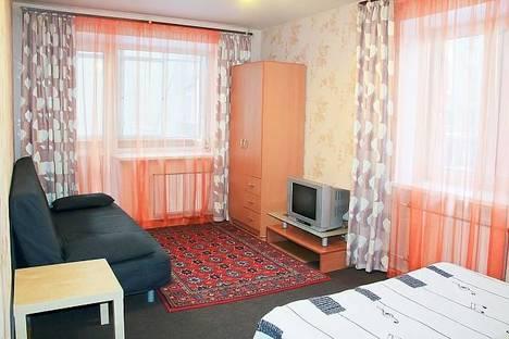 Сдается 1-комнатная квартира посуточнов Екатеринбурге, Сакко и Ванцетти 60.