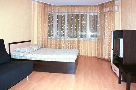 Сдается 1-комнатная квартира посуточнов Екатеринбурге, Тверитина 42/3.