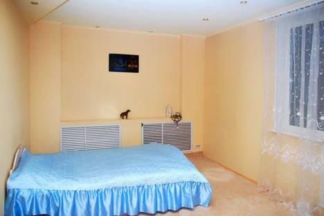 Сдается 2-комнатная квартира посуточно в Златоусте, Румянцева, 25.