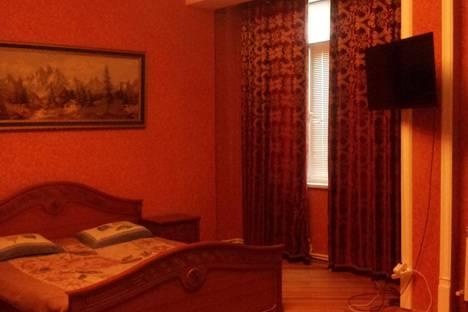 Сдается 1-комнатная квартира посуточнов Махачкале, батырая 99.