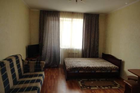 Сдается 1-комнатная квартира посуточно в Серпухове, ул. Форсса, 10.