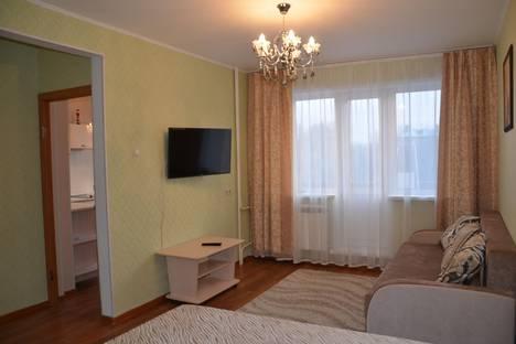 Сдается 1-комнатная квартира посуточно в Кемерове, проспект Ленина, 39.