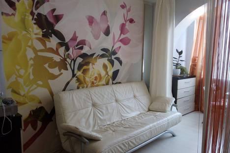 Сдается 1-комнатная квартира посуточно в Сочи, ул. Орбитовская, 28.