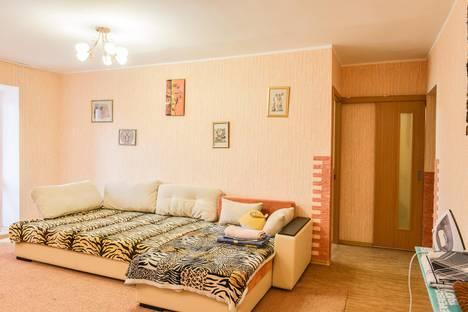 Сдается 2-комнатная квартира посуточнов Перми, мира 81.