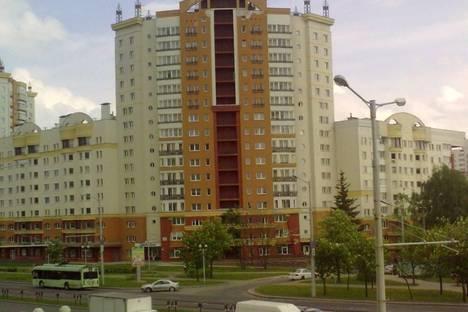 Сдается 1-комнатная квартира посуточно в Минске, ул. Притыцкого, 39.