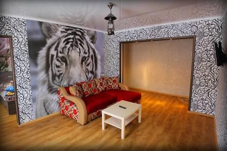 Сдается 2-комнатная квартира посуточно в Бийске, Горького 69.
