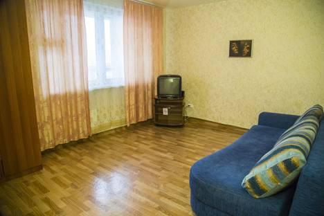 Сдается 1-комнатная квартира посуточно в Красноярске, ул. Паровозная, 5а.