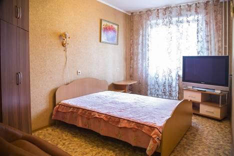Сдается 1-комнатная квартира посуточно в Красноярске, ул. Батурина, 5а.
