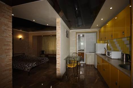 Сдается 1-комнатная квартира посуточно в Луганске, ул.Коцюбинского 27.