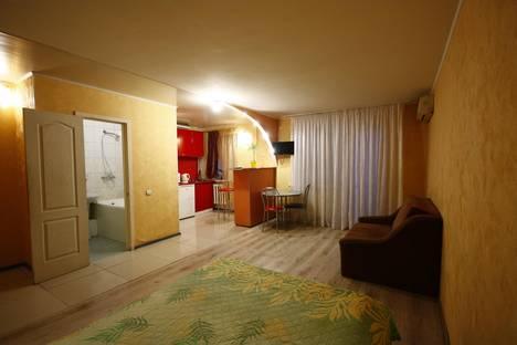 Сдается 1-комнатная квартира посуточно в Луганске, ул. Демехина 18.