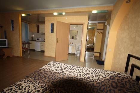 Сдается 1-комнатная квартира посуточнов Луганске, ул. Коцюбинского 15.