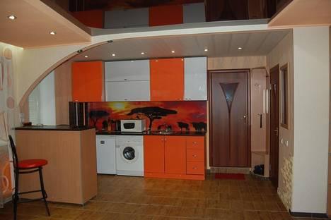 Сдается 1-комнатная квартира посуточнов Луганске, ул. Сосюры 135.