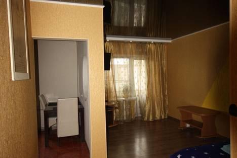 Сдается 1-комнатная квартира посуточно в Луганске, ул. Демехина 22.