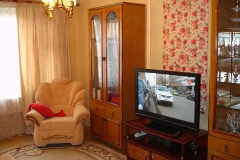 Сдается 2-комнатная квартира посуточно в Пскове, ул. Инженерная,  62.