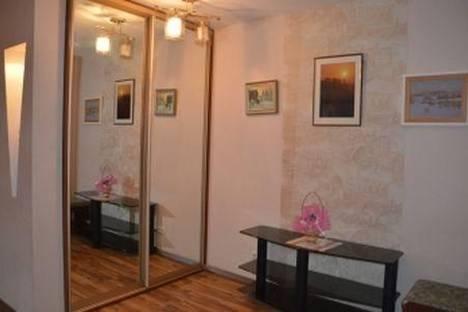 Сдается 2-комнатная квартира посуточно во Владимире, ул. Батурина 37Б.