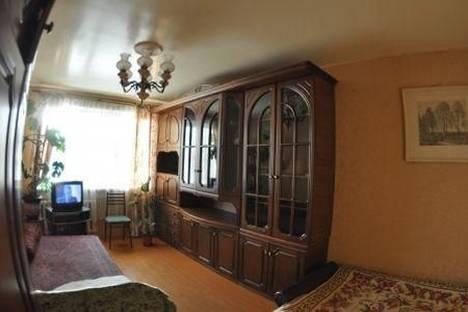 Сдается 2-комнатная квартира посуточно во Владимире, ул. Лакина, д. 153.