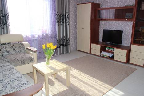Сдается 2-комнатная квартира посуточнов Оренбурге, Пр. Победы 168.