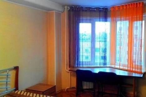 Сдается 1-комнатная квартира посуточнов Красноярске, ул. Карла Маркса, 21.