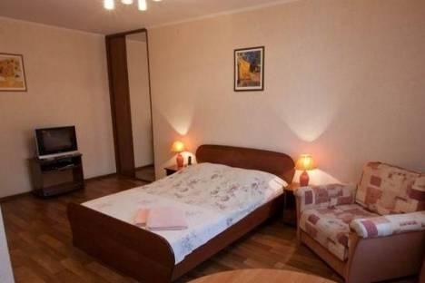 Сдается 1-комнатная квартира посуточно в Красноярске, ул. Диктатуры Пролетариата, 32А.