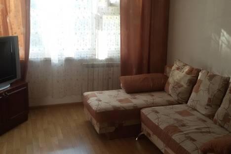 Сдается 1-комнатная квартира посуточно в Усть-Илимске, ул. Белградская, 4.