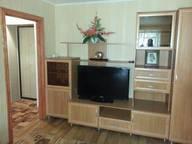 Сдается посуточно 1-комнатная квартира в Липецке. 0 м кв. космонавтов 19