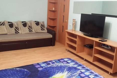 Сдается 2-комнатная квартира посуточно в Ярославле, ул. Добрынина, 18.