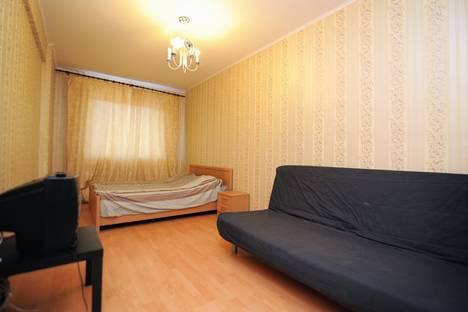 Сдается 1-комнатная квартира посуточнов Раменском, ул. Красноармейская, 13.