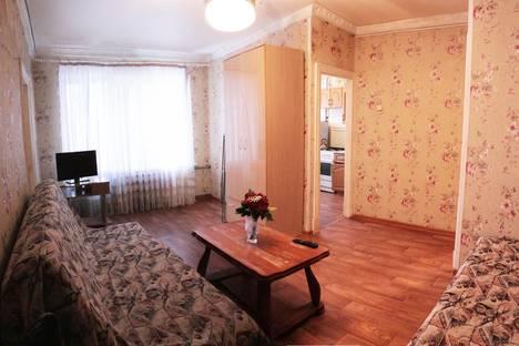 Сдается 2-комнатная квартира посуточнов Рязани, ул. Циолковского, 1.