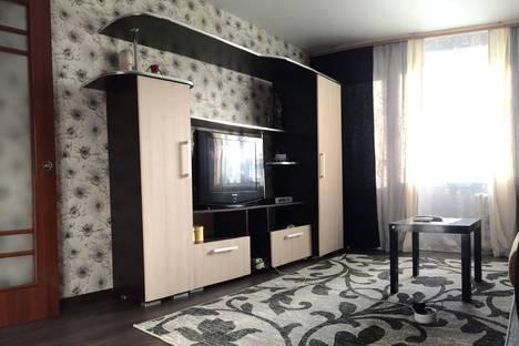 Сдается 1-комнатная квартира посуточно в Балакове, ул. Ленина, 56.
