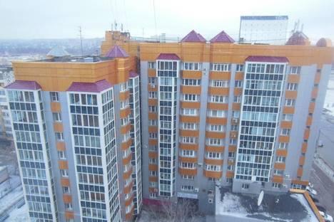 Сдается 1-комнатная квартира посуточнов Саранске, ул. Коммунистическая, 15.