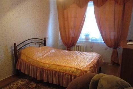 Сдается 2-комнатная квартира посуточно в Ярославле, ул. Панина, 29.