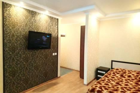 Сдается 1-комнатная квартира посуточнов Саранске, ул. Коммунистическая, 58.
