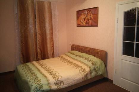 Сдается 1-комнатная квартира посуточнов Новой Каховке, Ленина 60.