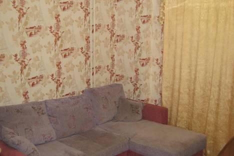 Сдается 1-комнатная квартира посуточнов Уфе, ул. Максима Рыльского, 11/1.