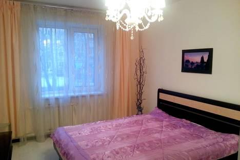 Сдается 2-комнатная квартира посуточнов Хабаровске, ул. Карла Маркса, 117.