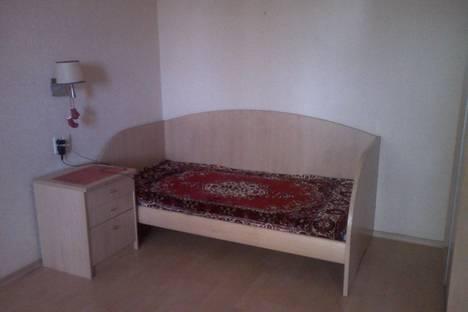 Сдается 3-комнатная квартира посуточно, ул. Октябрьская, 79.