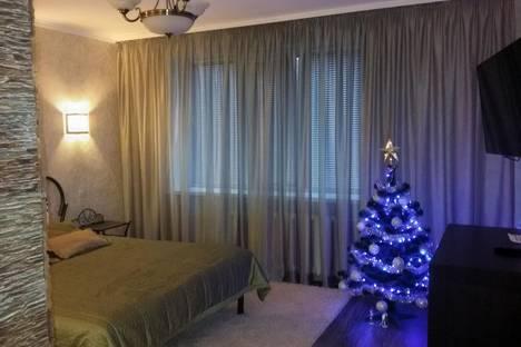 Сдается 1-комнатная квартира посуточно в Борисове, строителей 40.
