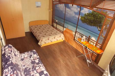 Сдается 1-комнатная квартира посуточнов Красноярске, ул. Менжинского, 18.