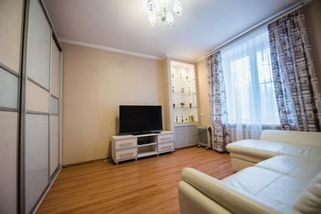 Сдается 2-комнатная квартира посуточно в Смоленске, Твардовского, 10а.