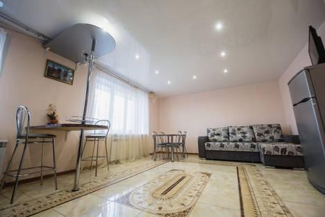 Сдается 3-комнатная квартира посуточно в Смоленске, ул. Николаева, 85.