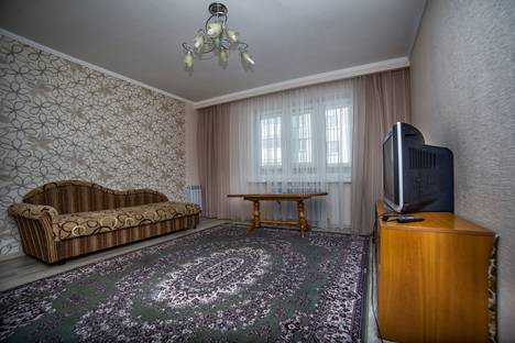 Сдается 2-комнатная квартира посуточно в Смоленске, ул. Николаева, 87.