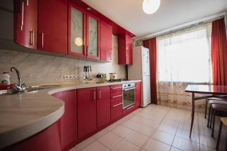 Сдается 2-комнатная квартира посуточно в Смоленске, ул. Пригородная, 7.