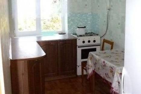 Сдается 1-комнатная квартира посуточно в Ейске, Энгельса, 35.