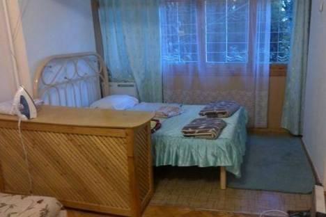 Сдается 1-комнатная квартира посуточно в Сочи, Пирогова улица, д. 22.