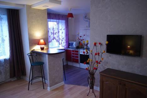 Сдается 1-комнатная квартира посуточно в Перми, Сибирская ул., 53/ Революции, 26.