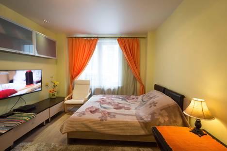 Сдается 1-комнатная квартира посуточно в Красногорске, бульвар Космонавтов, 1.